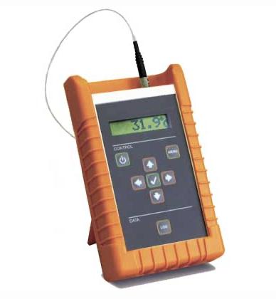 光ファイバー式温度測定システム:FOTS100