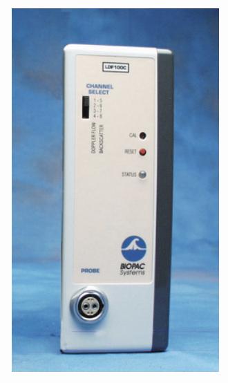 レーザドップラ血流モジュール:LDF100C