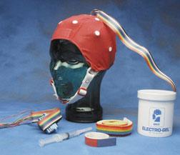 脳波用帽子電極:CAP100C