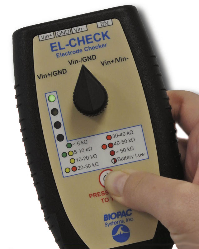 電極インピーダンス測定器:EL-CHECK