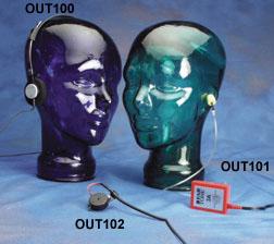 聴覚刺激用アクセサリ:OUT100シリーズ