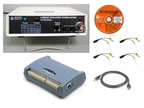 電気刺激用インタフェース:STMEPM