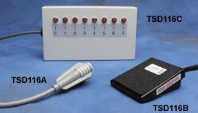 刺激反応トランスデューサ:TSD116シリーズ