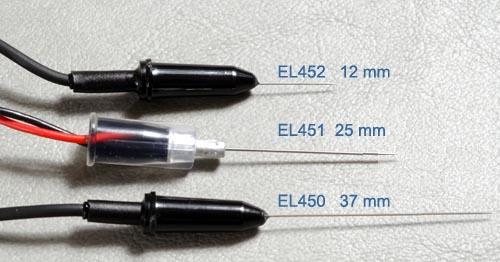 針電極:EL450シリーズ